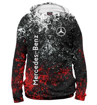Худи женское Mercedes-Benz (6829)