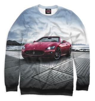 Свитшот  женский Maserati (5036)