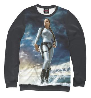 Одежда с принтом Лара Крофт — Анджелина Джоли (489016)