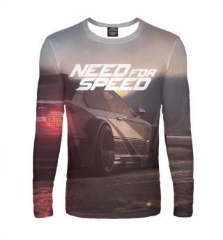 Лонгслив  мужской Need For Speed