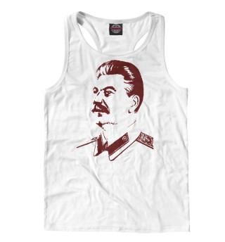 Одежда с принтом Сталин Иосиф Виссарионович