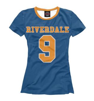 Футболка женская Ривердейл (5384)