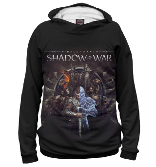 Худи женское Middle-earth: Shadow of War (7390)