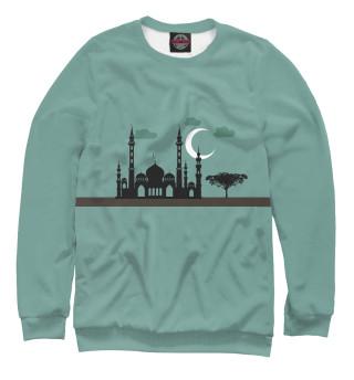 Одежда с принтом Мечеть