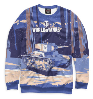 Одежда с принтом World of Tanks (428442)