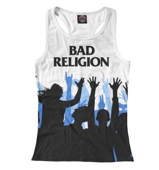 Майка борцовка женская Bad Religion