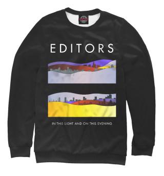 Одежда с принтом Editors (457598)