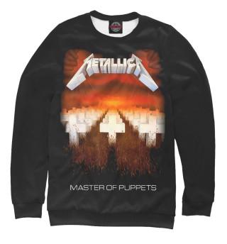 Свитшот  мужской Metallica Master of Puppets
