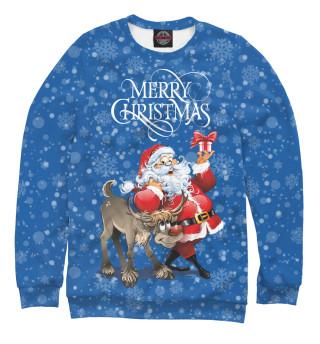 Одежда с принтом Merry Christmas (481122)