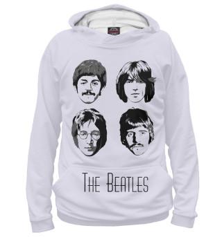 Худи женское The Beatles (6705)