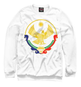 Одежда с принтом Герб Дагестана