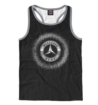 Майка борцовка мужская Mercedes-Benz (2354)
