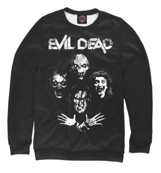 Одежда с принтом Зловещие мертвецы