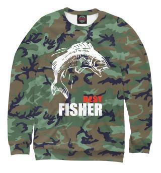 Одежда с принтом Best fishermen (794628)