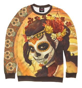 Одежда с принтом День мёртвых, Мексика