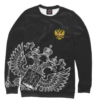 Одежда с принтом Герб РФ