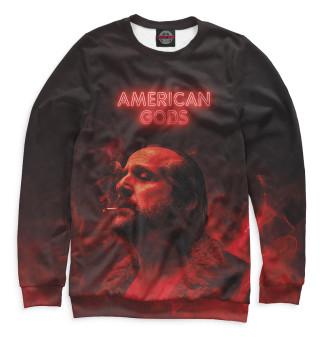Одежда с принтом Американские боги (740827)