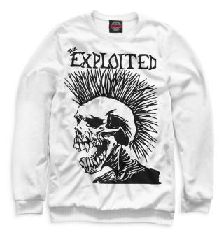 Одежда с принтом The Exploited (196189)
