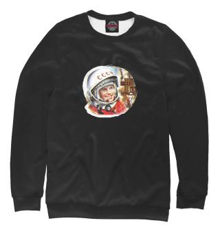 Одежда с принтом Гагарин Анаглиф