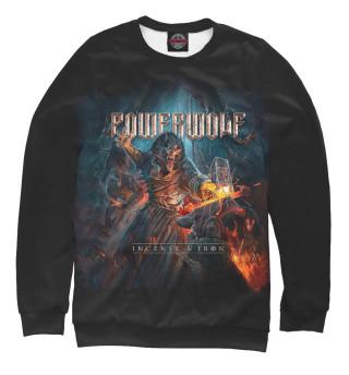 Одежда с принтом Powerwolf - Incense & Iron