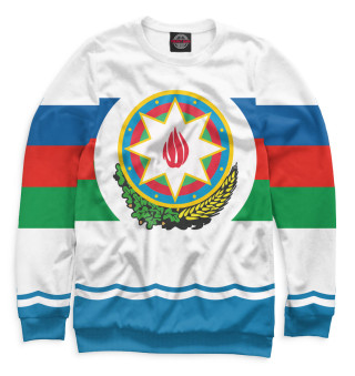 Одежда с принтом Азербайджан (501693)