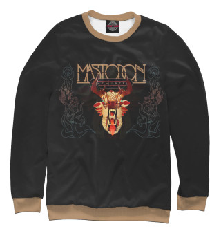 Одежда с принтом Mastodon (421558)