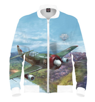 Бомбер мужский World of Warplanes (4896)