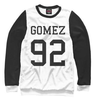 Одежда с принтом Selena Gomez (246497)