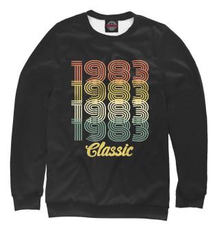 Одежда с принтом 1983 Classic