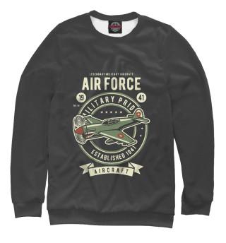 Одежда с принтом Air force