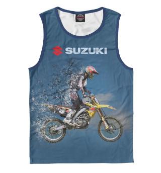 Майка мужская Suzuki (5076)