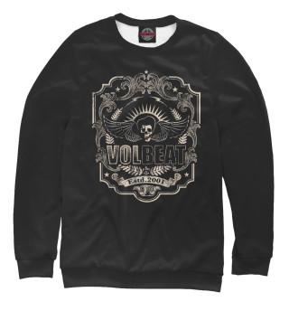 Одежда с принтом Volbeat (484924)