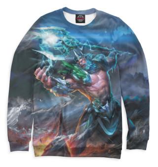 Одежда с принтом Poseidon
