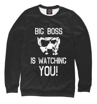 Одежда с принтом Big Boss