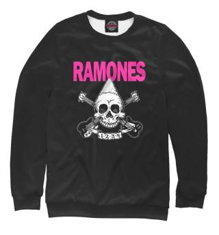 Одежда с принтом Ramones (641965)