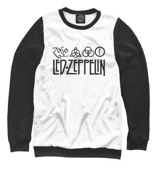 Одежда с принтом Led Zeppelin (599030)