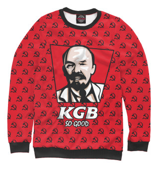 Одежда с принтом KGB So Good (736766)