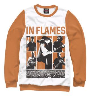 Одежда с принтом In Flames (237497)