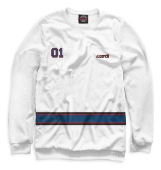 Одежда с принтом Хоккеист Андрей (309889)