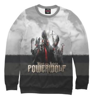 Одежда с принтом Powerwolf - Blood Of The Saints