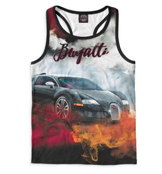 Майка борцовка мужская Bugatti Veyron (6088)