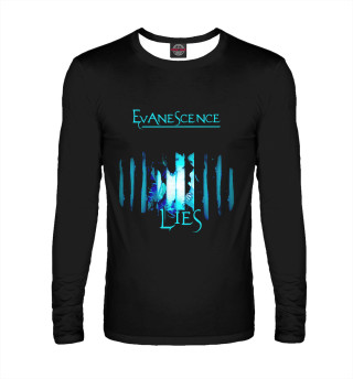 Longsleve men's Evanescence (7176)