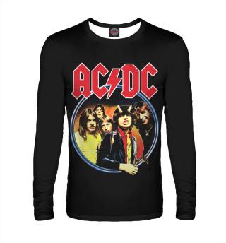 Лонгслив  мужской AC/DC (7276)
