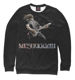 Одежда с принтом Meshuggah (739226)