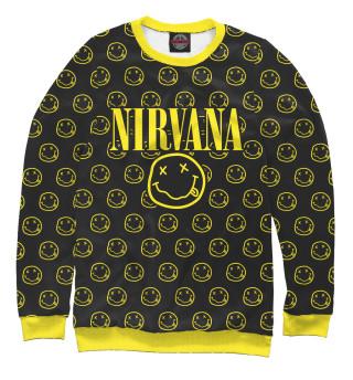 Одежда с принтом Nirvana Forever