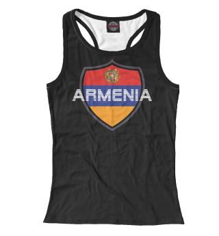 Майка борцовка женская Armenia