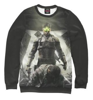 Одежда с принтом Splinter Cell: Blacklist — Сэм Фишер (483176)