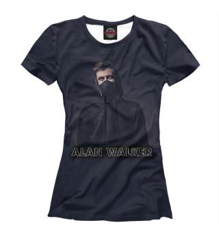 Футболка женская Alan Walker (4766)