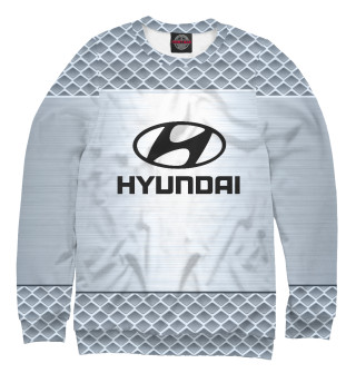 Одежда с принтом Hyundai (399285)
