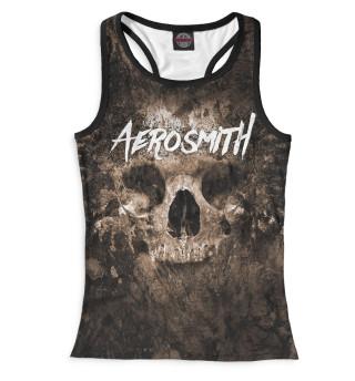 Майка борцовка женская Aerosmith (6496)